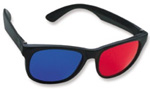 Proview� Professional 3D Glasses, Anaglyph 3-D Imaging 3-D images, Excellent for anaglyph,Graphic Designers - Produce dynamic 3-D logos, advertisements,Game Developers and Software Programmers